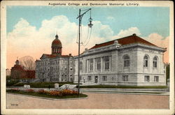 Augustana College and Denkmann Memorial Library