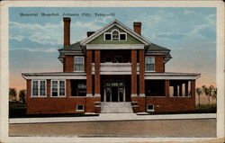 Memorial Hospital, Johnson City, Tenn