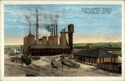 Schloss-Sheffield Furnaces from First Ave. Viaduct, Birmingham, Ala