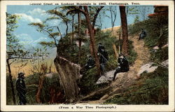 General Grant on Lookout Mountain in 1892