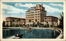 Mirasol Hotel, Davis Islands, Tampa, Florida