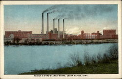 Penick & Ford Startch Works, Cedar Rapids, Iowa