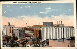 Quaker Oats Elevators, Cedar Rapids, Iowa