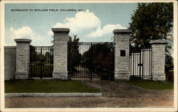 Entrance to Rollins Field