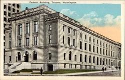 Federal Building, Tacoma, Washington