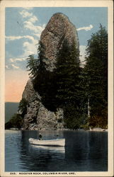 Rooster Rock, Columbia River