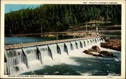 Savage Rapids Dam