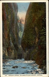 Oneonta Gorge, Columbia River Highway, Oregon