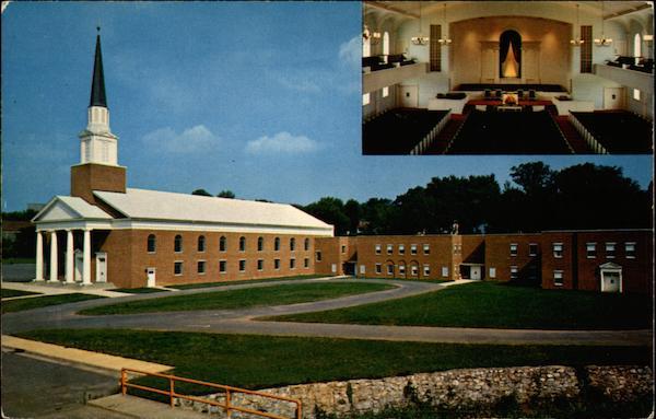 First Baptist Church Maryville Tn