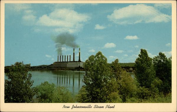 New Johnsonville Steam Plant Tennessee