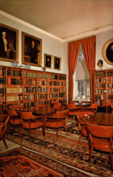 Genealogical and Research Libary Bennington Vermont