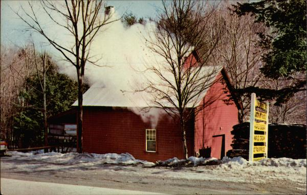 Vermont Maple Museum Sugar House West Brattleboro