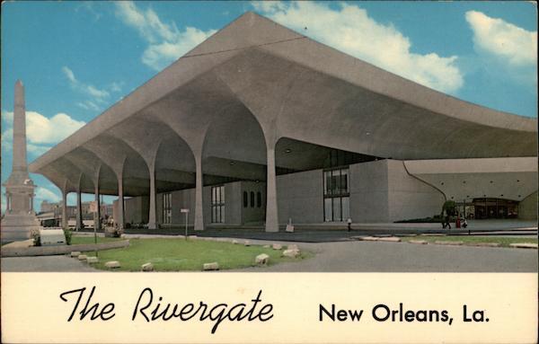 The rivergate new orleans la for The rivergate