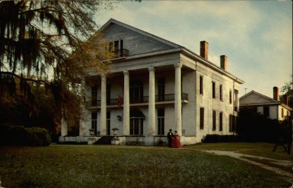 Oaklawn Manor Plantation Franklin Louisiana