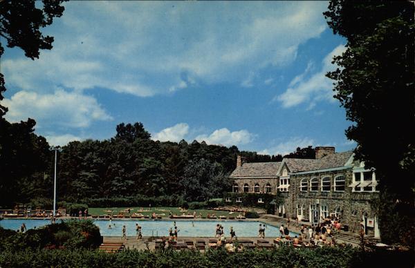 Swimming Pool And Pine Room Oglebay Park Wheeling Wv