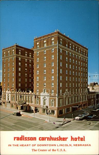Radisson Cornhusker Hotel Lincoln Ne