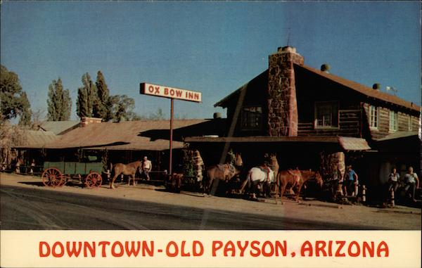 Downtown old payson arizona