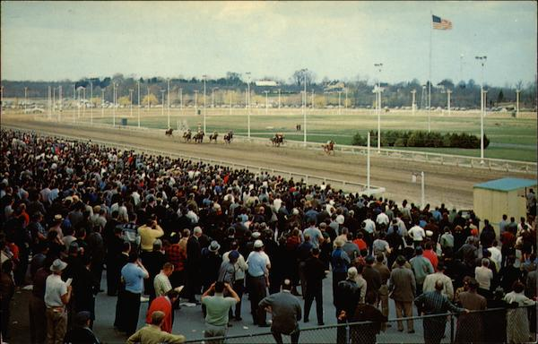 Lincoln Downs Race Track Rhode Island Horse Racing