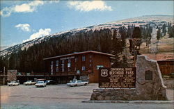 Berthoud Pass Lodge