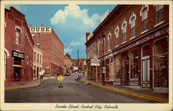 Eureka Street, Central City, Colorado