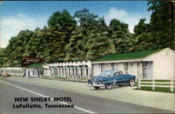 New Shelby Motel