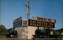 Goldrush Junction Entrance Sign