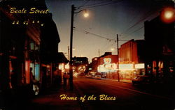 Beale Street, Home of the Blues
