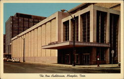 The New Auditorium, Memphis, Tenn