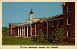 The Mens' Quadrangle Tennessee Polytechnic Institute