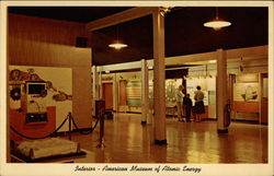 Interior - American Museum of Atomic Energy