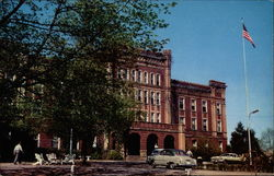 Castle Heights Military Academy Postcard