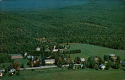 Middlebury College Postcard