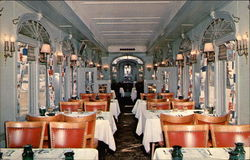 Mountaineer Diner-Lounge at Steamtown USA