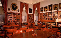 Genealogical and Research Library at the Bennington Museum