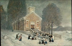 Easter Morning Mass, 1852