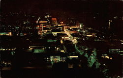 From Top of Louisiana Capitol