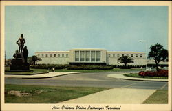 New Orleans Union Passager Terminal