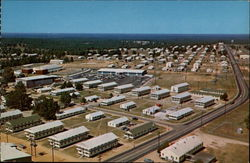 Aerial View of Fort Polk, Louisiana