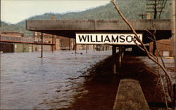 Williamson, West Virginia Tuesday Morning Postcard