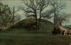 Prehistoric Indian Mound