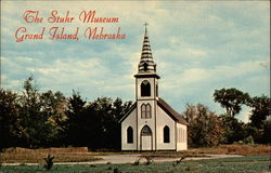 The Stuhr Museum of the Prairie Pioneer