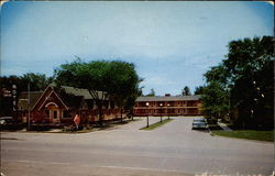 Erin Swiss Motel, Bldgs. #8, 9 and The Lodge 10