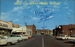 Hello from North Platte, Nebraska