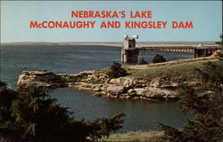 Nebraska's Lake McConaughy and Kingsley Dam