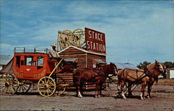 Fort Robinson State Park, Stage Station Postcard