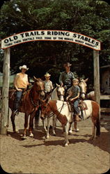 Old Trails Riding Stables