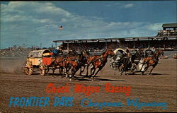 Chuck Wagon Racing - Frontier Days