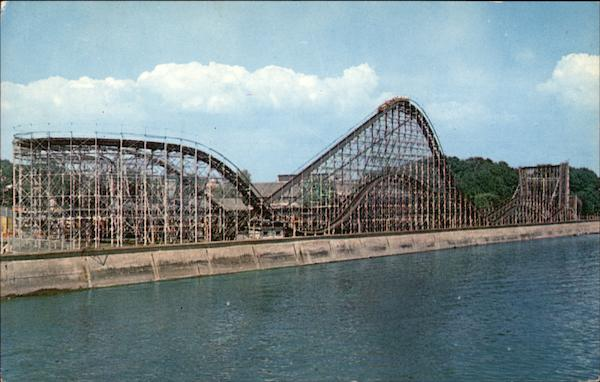The Comet Crystal Beach Canada Ontario Amusement Parks