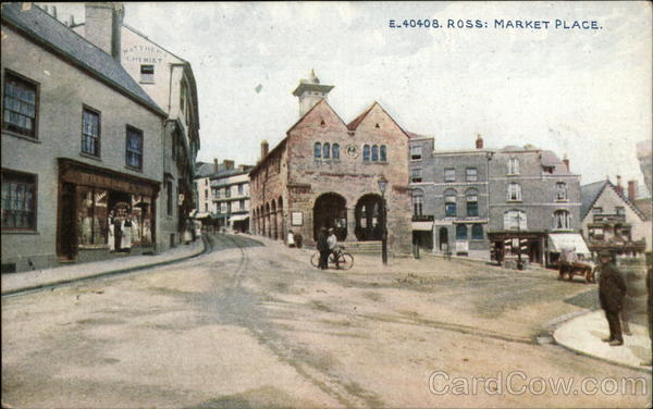 Market Place Ross Scotland