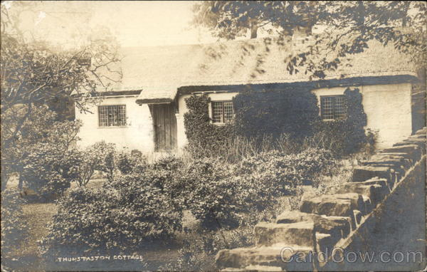 Thurstaston Cottage England